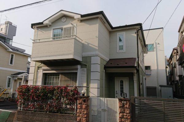 神奈川県川崎市 S様 外壁塗装・屋根塗装(遮熱)