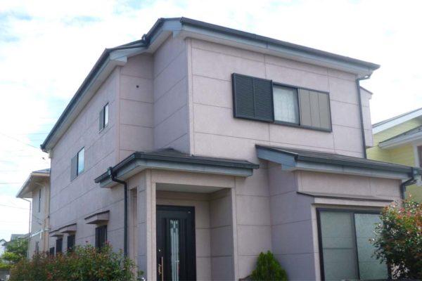 神奈川県小田原市 外壁塗装、屋根塗装、セミフロン