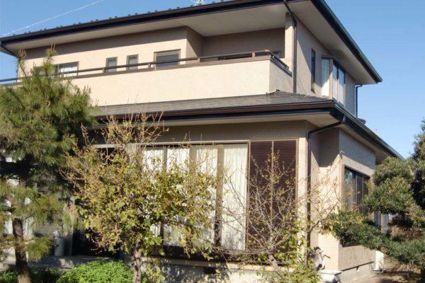 神奈川県横浜市 外壁塗装、屋根塗装 プレミアムシリコン