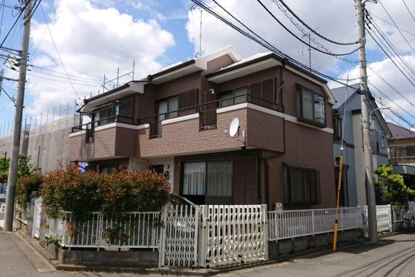 神奈川県小田原市 屋根塗装 外壁塗装 コーキング工事