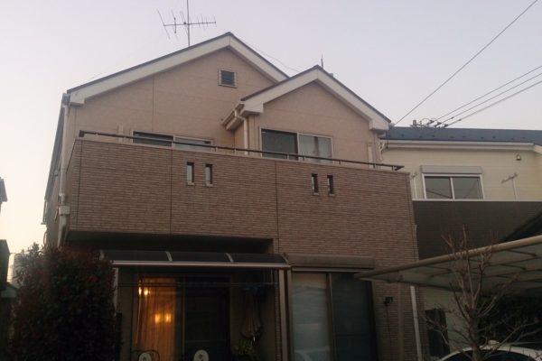 神奈川県横浜市 外壁塗装 屋根塗装 コーキング工事
