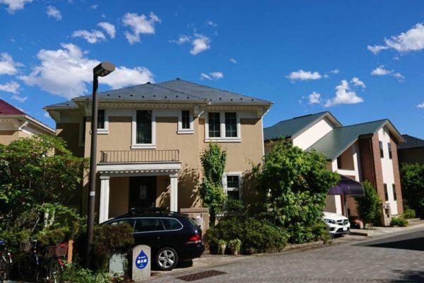 神奈川県海老名市 屋根塗装 付帯部塗装