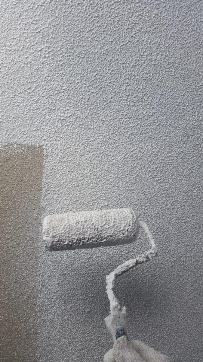 神流川県大和市外壁塗装工事 外壁塗装の画像