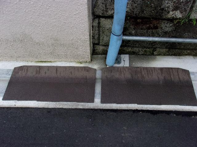 スレート補修の画像